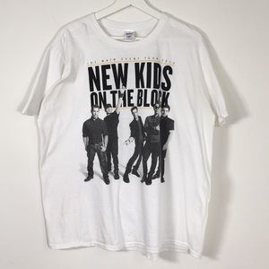 Other - New Kids On The Block concert tee 2015